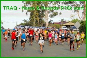 TRAQ glasshouse trail runs hares and hounds 2015
