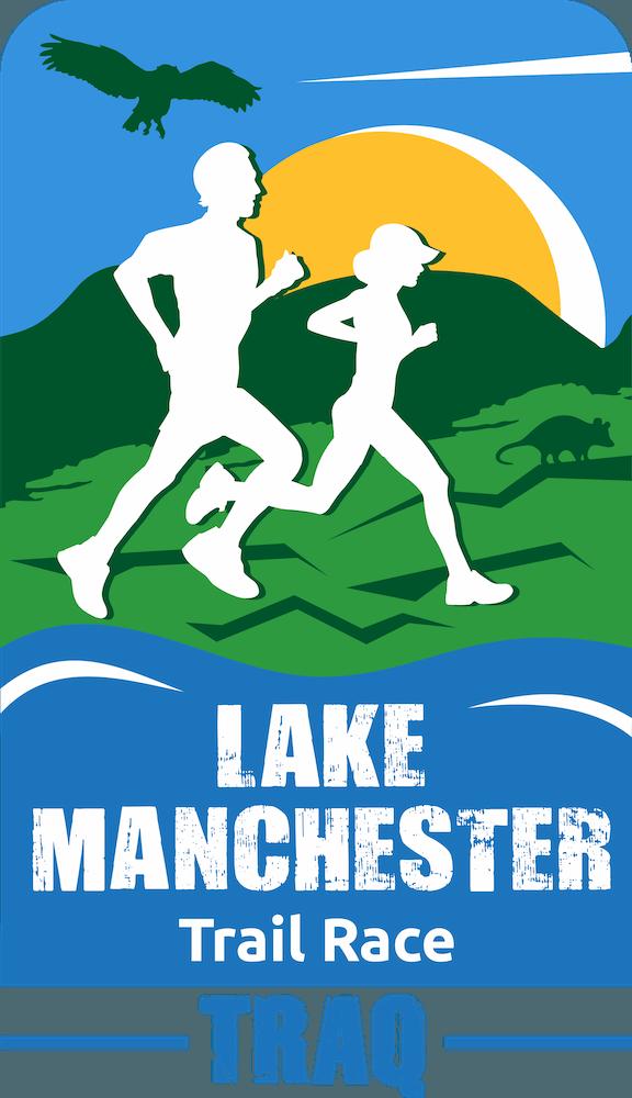 Lake Manchester Trail Race logo
