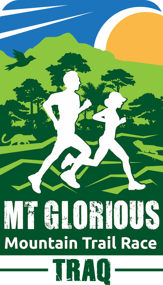 Mt Glorious Mountain Trail Race logo