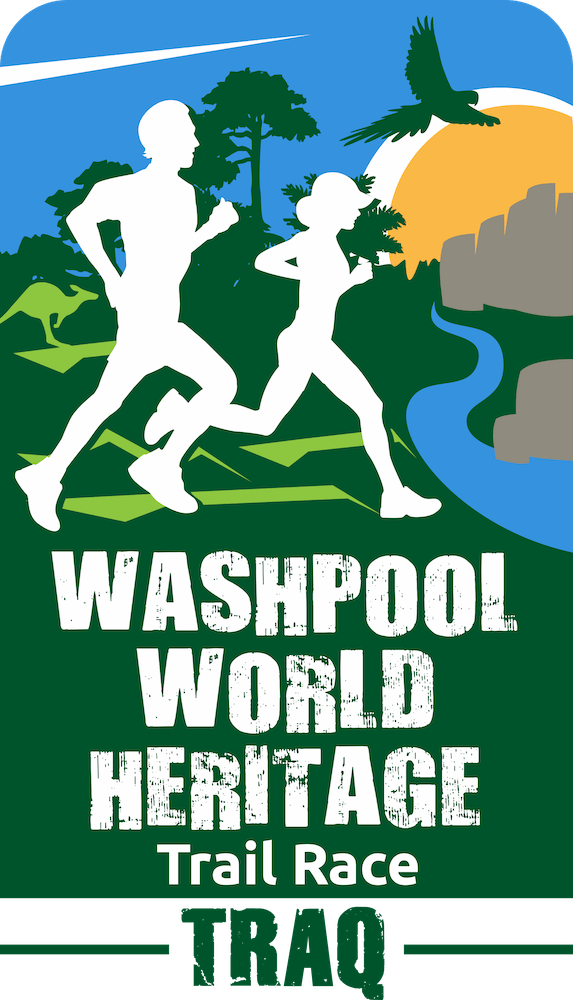 Washpool World Heritage Trail Race logo
