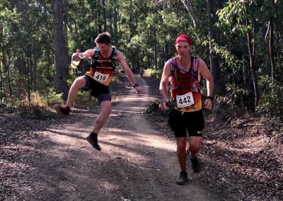 Brisbane Trail Marathon Hydration