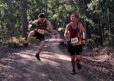 Brisbane Trail Marathon Hydration