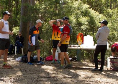 Brisbane Trail Marathon Marshals