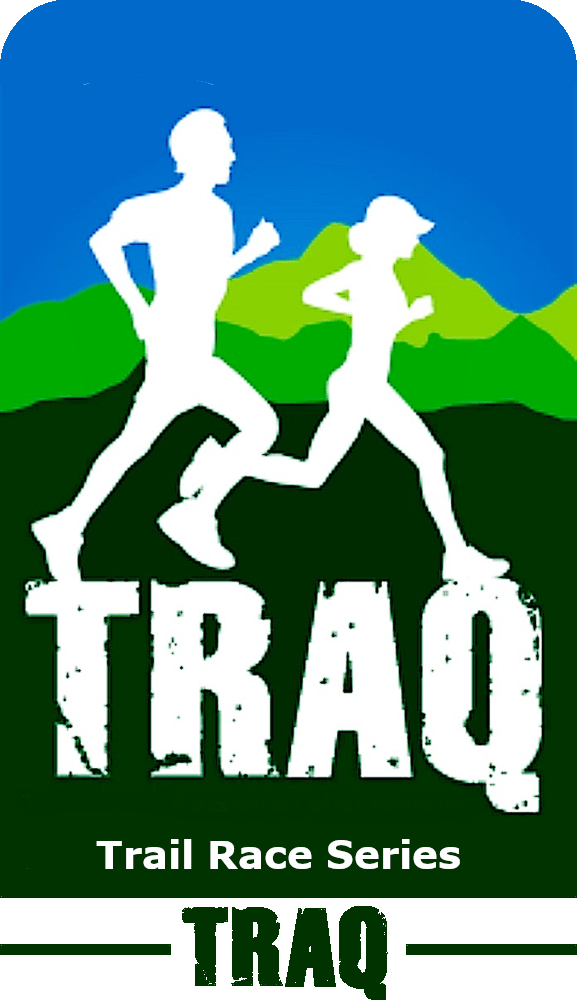 TRAQ Trail Race Series logo